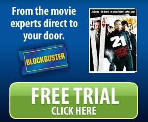 Blockbuster Advertising